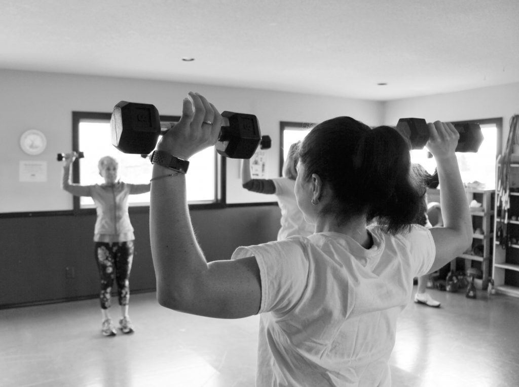 Fitness excellence Fitness Classes Courtenay BC